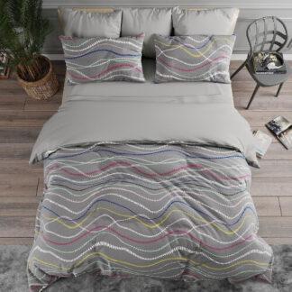 Комплект постельного белья коллекции «Сонный Лори» арт. ЛП28292-1