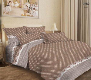 Купить постельное белье из хлопка Бязь