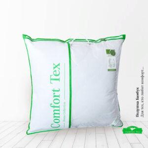 Подушка для сна с бамбуковым наполнителем