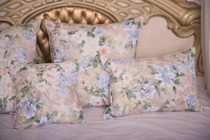Подушка для сна перьевая