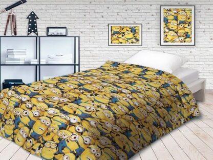 Покрывало на кровать детскую