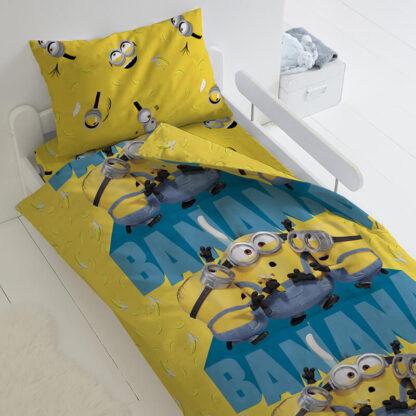 Комплект детского постельного белья из 100% хлопка