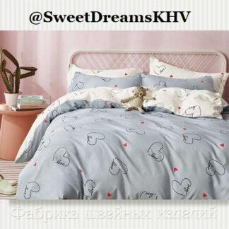 Комплект постельного белья 8664